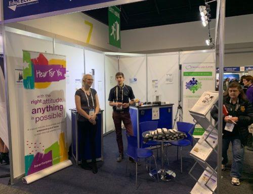 Edutech 2019- with Hear For You